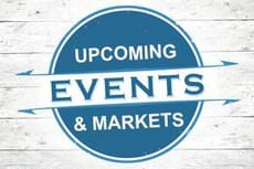 Upcoming Events & Markets