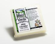 Mild Goat Cheddar Cheese