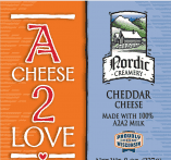 A Cheese 2 Love-Cheddar-100% A2/A2 Milk