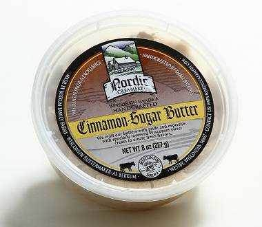 Cinnamon-Sugar Butter