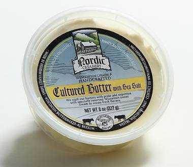 Cultured Butter with Sea Salt